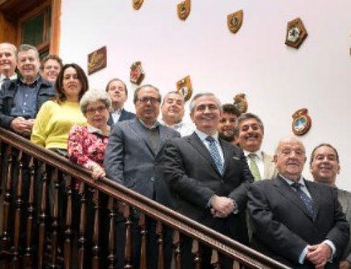 Juan Francisco Fonte´s tribute held at the British Club